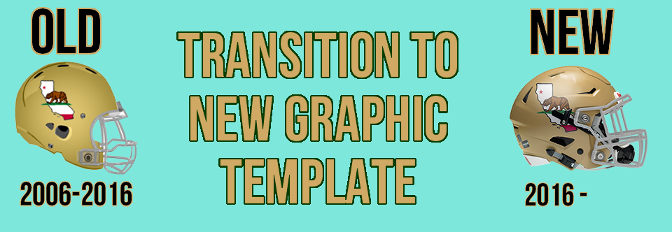 Transition to New Graphic Template